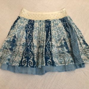 Free People skirt size 2